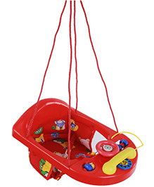 New Natraj Activity Swing Red