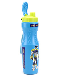 PEP INDIA Sipper 550 ml Be A Hero Real Captain India - Blue