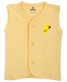 Child World Front Open Sleeveless Vest