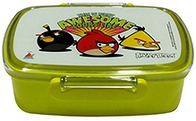 Angry Bird Classic Lunch Box - Green