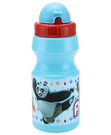 Kung Fu Panda Water Bottle - 7.5 X 7.5 X 19.5 Cm