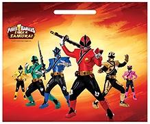 Power Ranger Samurai Drawing Book 30 Pages - 30 X 35 X 0.5 Cm