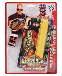 WWE Gift Set Design 1 - 5 Piece