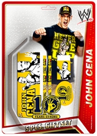 WWE Gift Set Design 2 - 5 Pieces