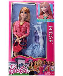 Barbie MIDGE Doll - 30 Cm - 3 Years+