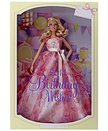 Barbie Birthday Wishes Doll - 31 Cm - 3 Years+