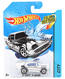 Hotwheels Color Shifter 57 Chevy W Engine