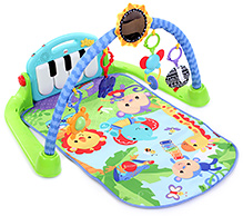 Fisher Price Kick And Play Piano Gym - 0 Month+