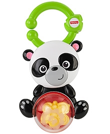 Fisher Price Panda Rollerball Rattle