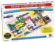 Snap Circuits SC-500 Pro 500 Experiments Electric Circuit