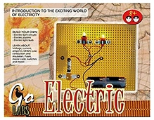 Snap Circuit Electricity Science Kit And Electric Circuit By Tree Of Knowledge