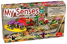 Snap Circuits My Senses Science Kit By Edu Science