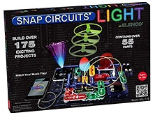 Snap Circuits Lights Electric Circuit By Elenco