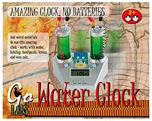 Snap Circuits Water Clock Science Kit And Electric Circuit By Tree Of Knowledge