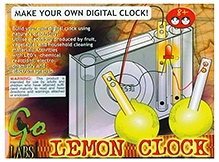 Snap Circuits Lemon Clock Science Kit And Electric Circuit By Tree Of Knowledge