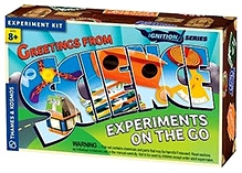 Thames & Kosmos Science Experiments On The Go