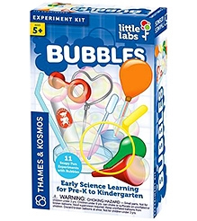 Thames & Kosmos Little Lab Bubbles Science Kit