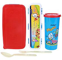 Pratap Happy School Time Gift Set - Blue