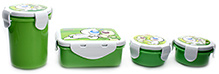 Pratap Hyper Locked Gift Set - Green