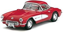 Kinsmart 1957 Chevrolet Corvette Diecast Car