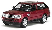 Kinsmart Range Rover Sport Diecast Car Model