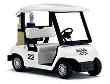 Kinsmart Golf Cart