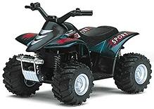 Kinsmart Smart ATV
