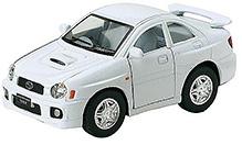 Kinsmart Subaru Impreze WRX Sedan 2002