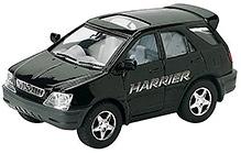 Kinsmart Toyota Harrier