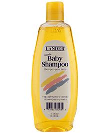 Lander Baby Shampoo - 15 Oz