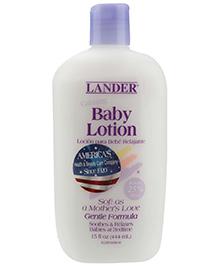 Lander Calming Baby Lotion - 15 Oz