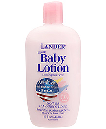 Lander Gentle Baby Lotion - 15 Oz