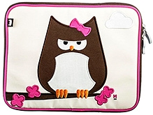 Beatrix iPad Case Papar Owl