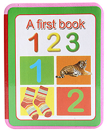 A first Book 123 Numbers for Kids