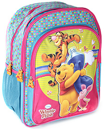 Winnie the Pooh School Bag- Pooh with Friends