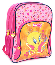 Tweety School Bag - 16 Inches