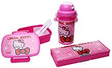 Hello Kitty School Kit - Set of 4