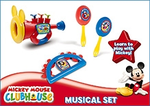 Mickey Mouse Clubhouse Musical Set