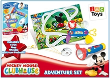 Mickey Mouse Clubhouse Adventure Set