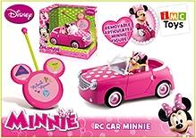 Disney RC Car Minnie