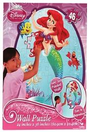 Disney Princess Wall Puzzle - 46 Pieces