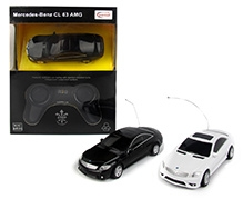 Rastar Remote Control Car - Mercedes Benz CL 63 AMG