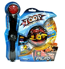 Tosy Toop Battery Operated Single Top With Controller Blister Packaging