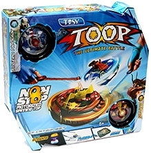 Tosy Toop Battery Operated Two Top With Controller And Arena