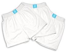 Charlie Banana Organic Cotton Boxer Shorts Small - Set of 3