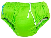Charlie Banana 2-in-1 Swim Diaper N Training Pants Small - Green