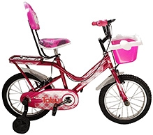 Tobu Style Bicycle 16 Inches - Pink