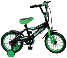 Avon Tiptop Bicycle Green - 14 Inch