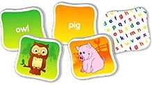 Learning Journey Match It Memory Animals