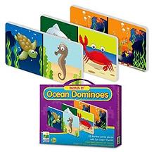 Learning Journey Match It Dominoes Ocean